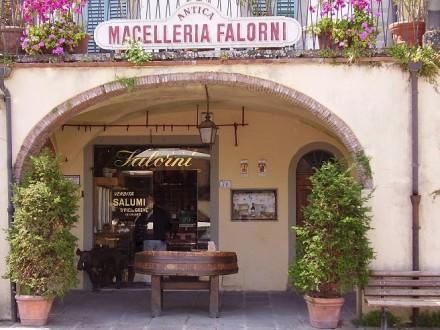 Antica macelleria falorni greve in chianti for Acheter une maison en toscane